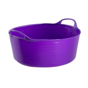 Small Shallow Coloured Gorilla Tubs- 15 Litre